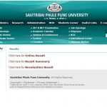 Unipune Revaluation Result
